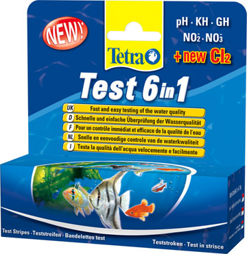 Tetra – Test 6 in 1